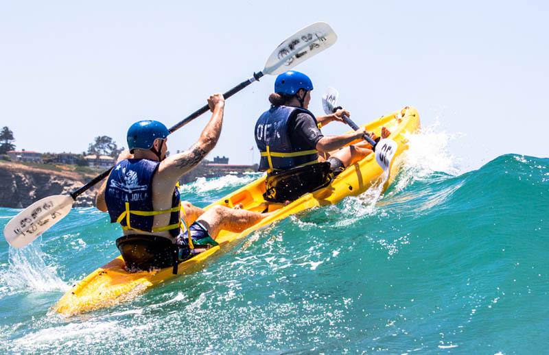 Oex San Diego Recreational Kayaking